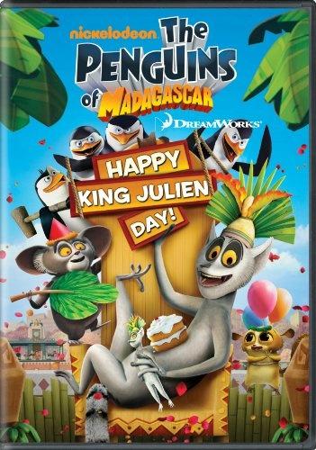 Ver Los Pingüinos de Madagascar: Feliz Día Del Rey Julien (2011)  Online