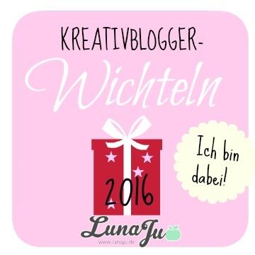 Kreativbloggerwichteln 2016