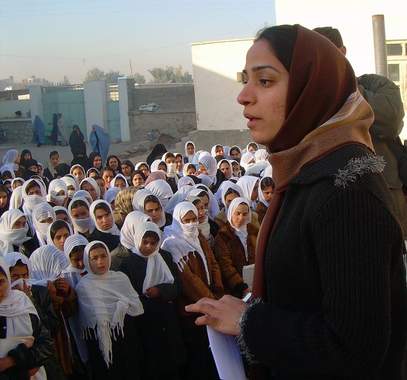 afghanistan nude school girls
