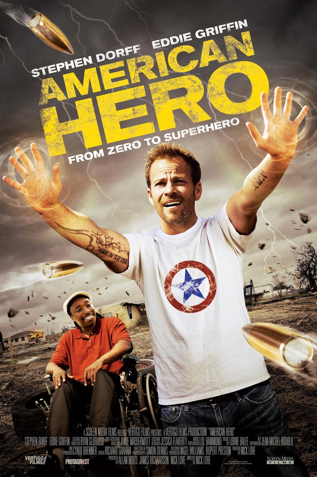 American Hero – Legendado (2015)