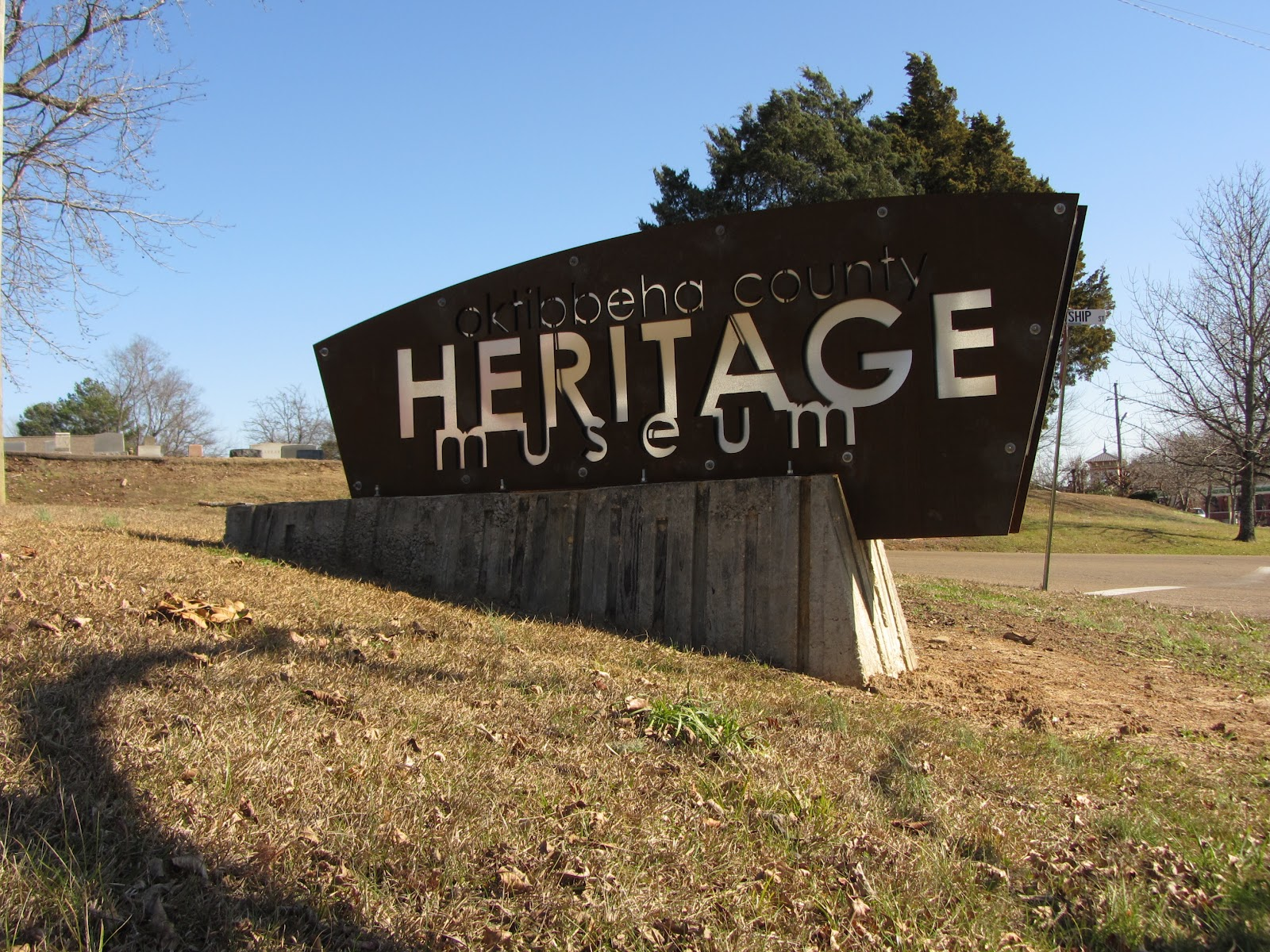 This Week At The Oktibbeha County Heritage Museum