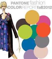 Цветовете на PANTONE за Дамска Мода Есен 2012