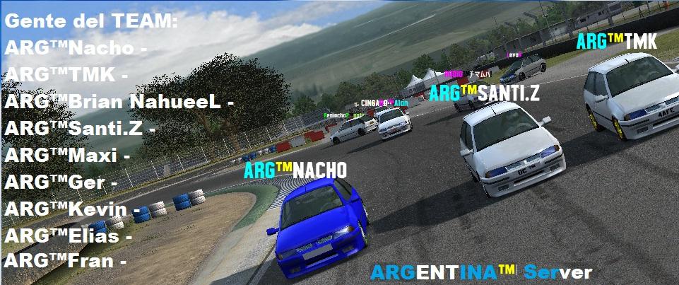 Argentina™ Server de LFS
