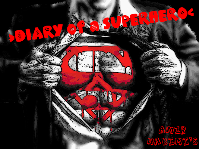 DIARY of a SUPERHERO
