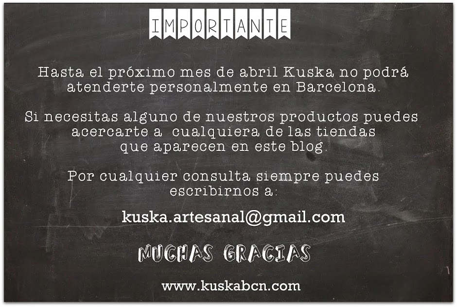 Kuska informa: