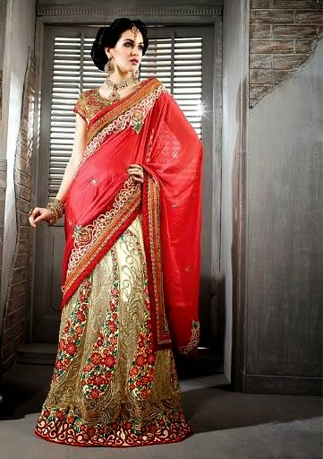 Royal Saree and Lehnga Fashion - Party Wear