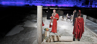Poncio Pilato en el Antiquarium