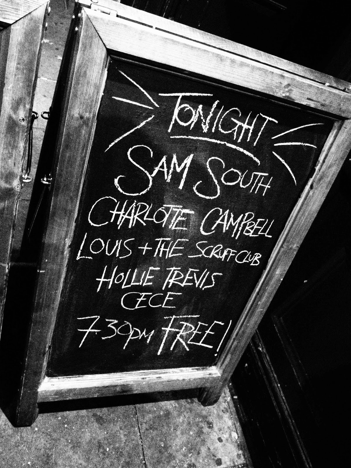 Sam South