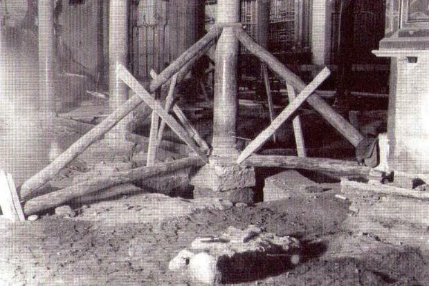 mezquita - ¿Qué hay bajo la mezquita de Córdoba?