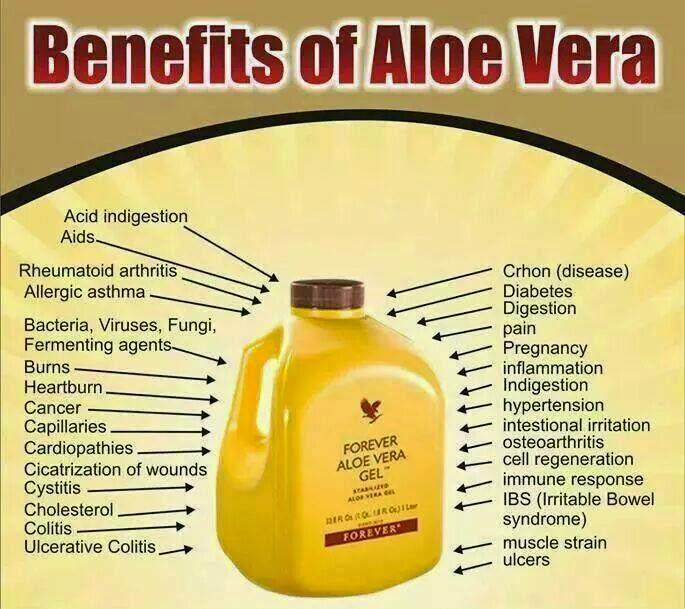 Benefits Of Drinking Forever Aloe Vera Gel