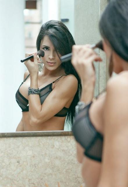 Modelos Colombianas