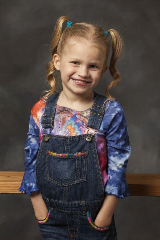 Ryann Taylor - 4 years old