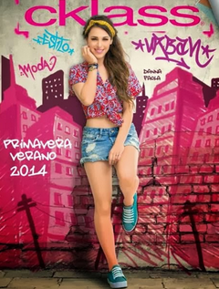 Catalogo Cklass primavera verano año 2014