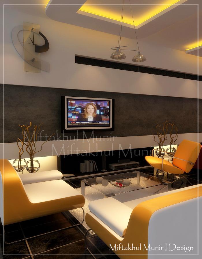 desain interior rumah desain ruang tamu minimalis modern