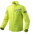 Giacca impermeabile fluo Cyclone 2 H2O