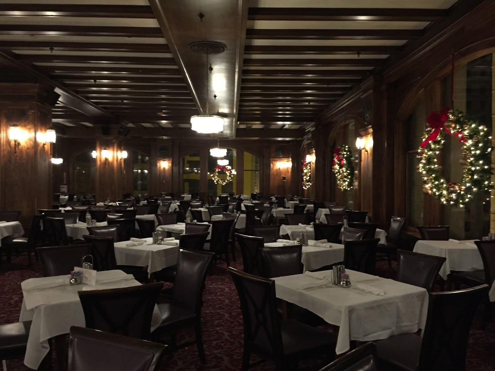 The Global Small Business Blog: The Wonderful Walnut Room at Macy\'s ...