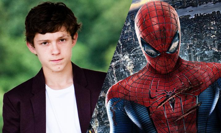 Tom holland confirmado peter parker homem aranha