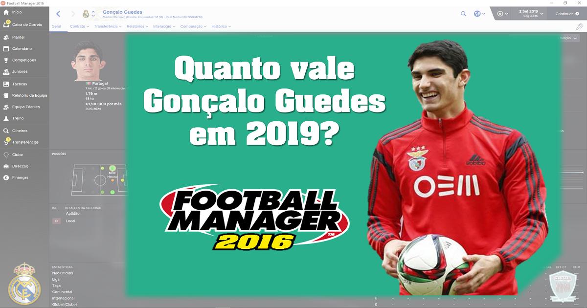 football em 2019
