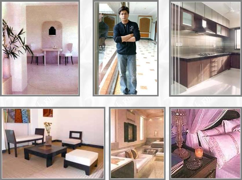 Aishwarya Rai Hot: shahrukh khan house interior