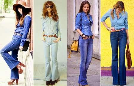 Calças Jeans Femininas Fotos Modelos 2 Calças Jeans Femininas Fotos Modelos