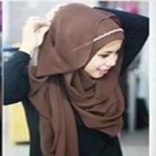 Cara Memakai Jilbab Pashmina Yang Simple Terlengkap