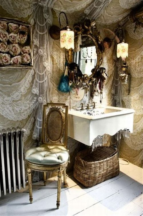 Bath Be Dubbed French Bohemian Thereis So Much For The Bohemian