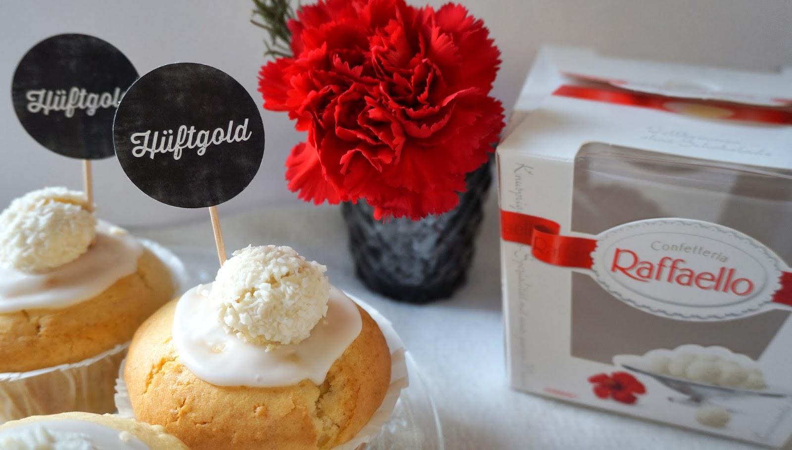 Kokos-Cupcakes Kokoscupcakes Raffaello Backen