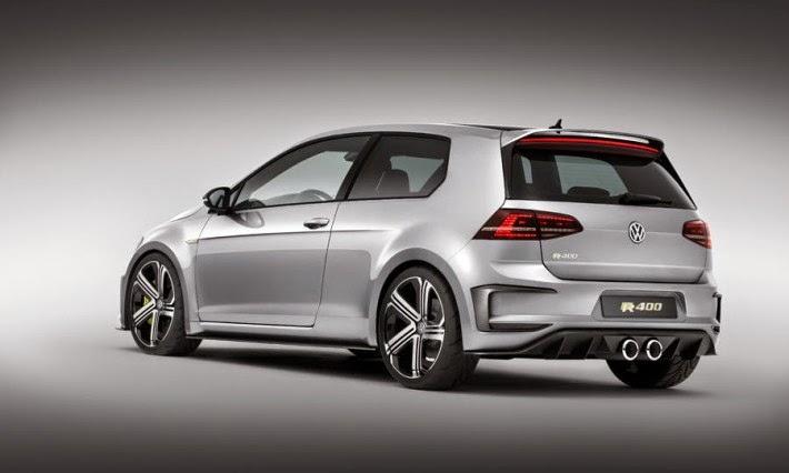 Volkswagen pensa em produzir Novo Golf R400