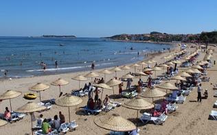 Kocaeli Kandıra Cebeci Halk Plajı