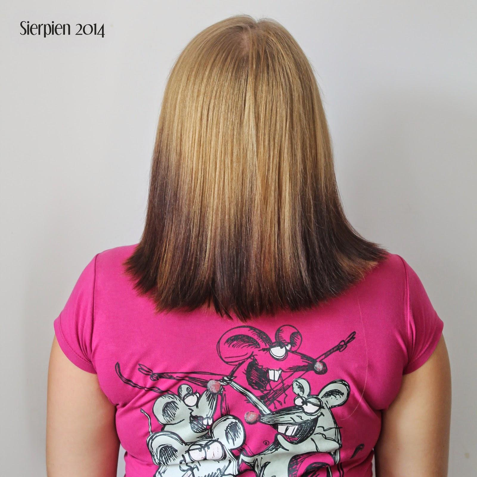 zapuszczanie włosów