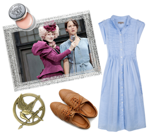 Katniss Everdeen  sc 1 st  College Gloss & The Best Movie u0026 TV Halloween Costumes - College Gloss