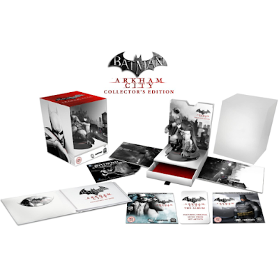Batman: Arkham City Collector's Edition Xbox 360