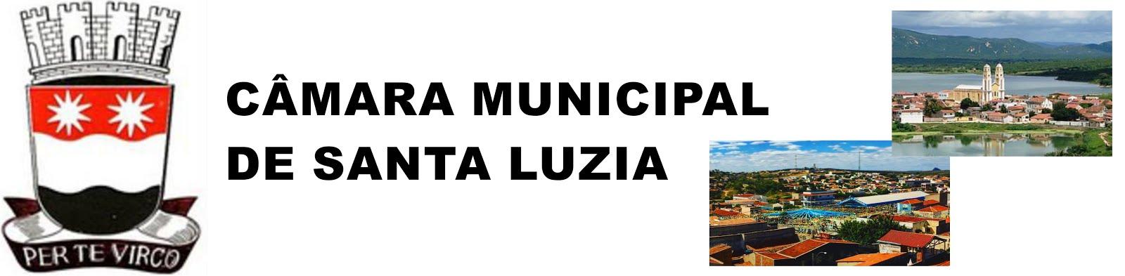 Câmara Municipal de Santa Luzia - PB