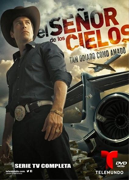 El Señor de los Cielos (Serie TV) Vol.1 & Vol. 2 [2013] [NTSC/DVDR] Español Latino