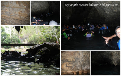 Inside The Cave Gua Pindul