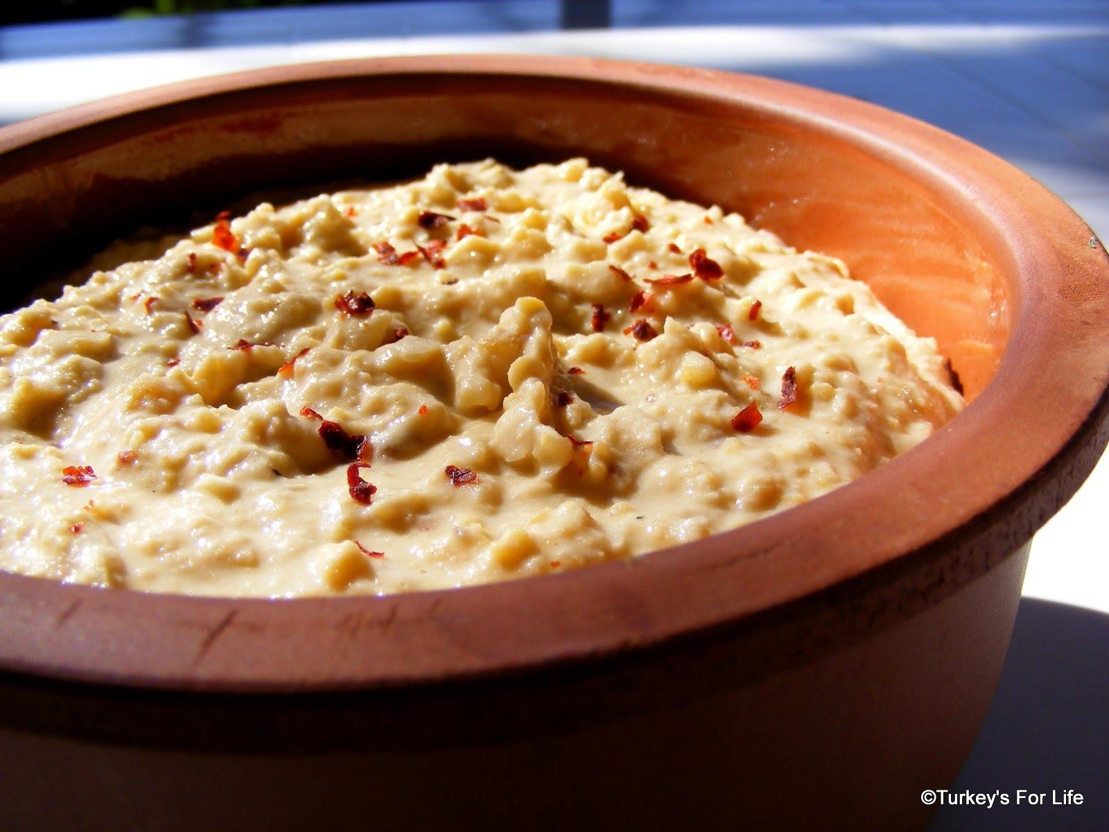 Turkish food quick hummus recipe turkey 39 s for life for Cuisine quick