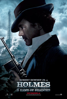 Sherlock Holmes robert downey jr