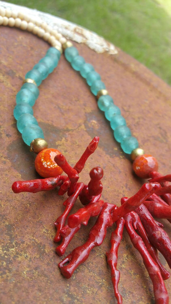 The Fire & Ice Necklace