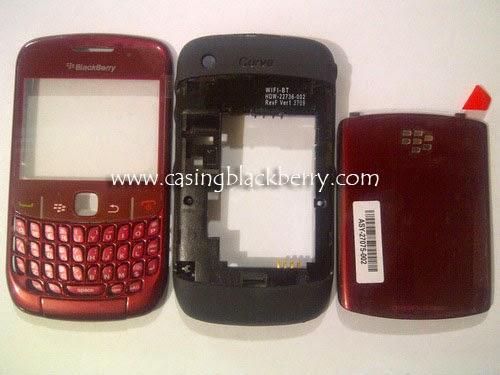 casing-blackberry-gemini-merah