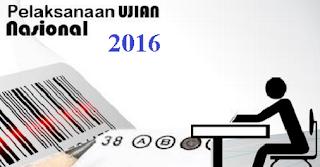 Soal UN 2016 Memakai Kurikulum KTSP 2006 Dan Kurikulum 2013