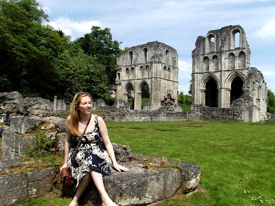 My Pretty Yorkshire Life : Roche Abbey