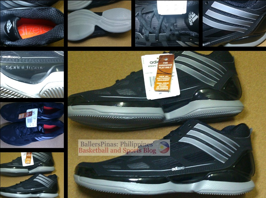 adidas ultra impulso black prezzo filippine