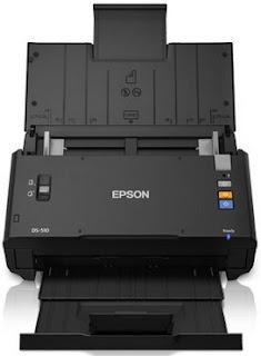 Epson DS-510 Driver Printer Download