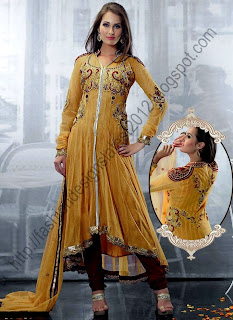 Dress-of-Anarkali