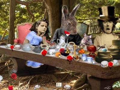 Lewis Carroll's Alice In Wonderland (An Interactive Storybook)
