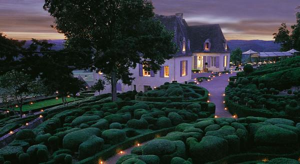 The amazing gardens of marqueyssac in france continental online - Les jardins de marqueyssac ...