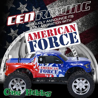 CEN REEPER AMERICAN FORCE EDITION