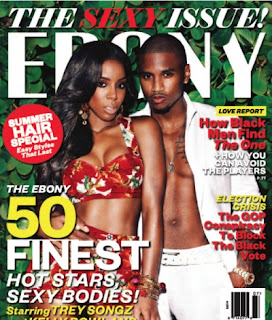 Kelly Rowland &amp; Trey Songz (Ebony)