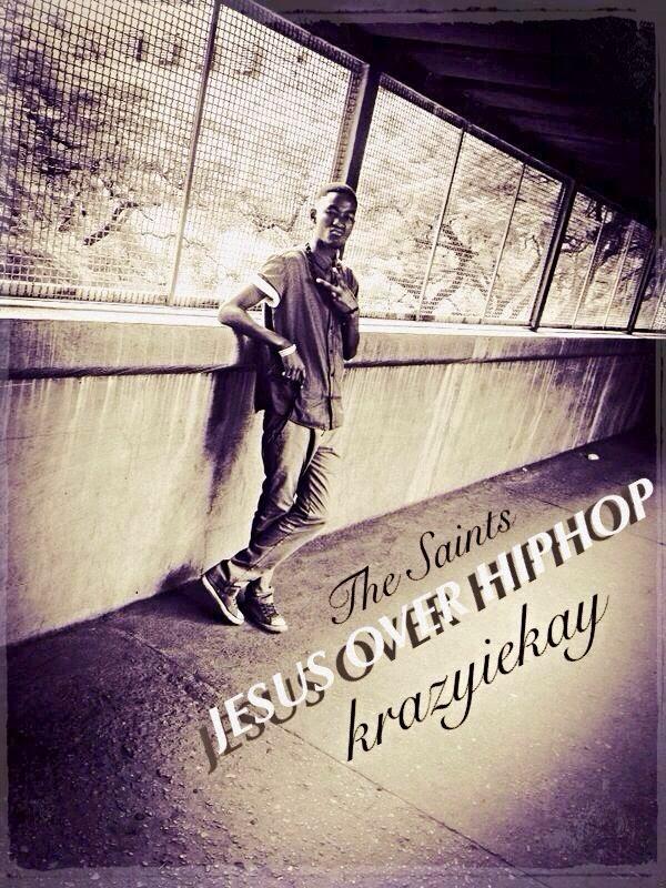 http://www.hulkshare.com/thesaints/krazyie-kay-jesus-over-hip-hop