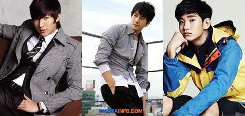 Aktor Muda Korea Paling Tampan Dan Terpopuler Saat Ini – Wartainfo ...